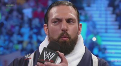 Damien Sandow Is Massively Over, Fired Anyways