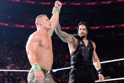 Reigns Cena