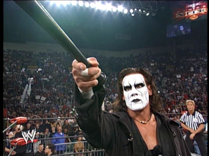 Sting 7566 - baseball_bat charles_robinson monday_nitro pointing referee sting wcw