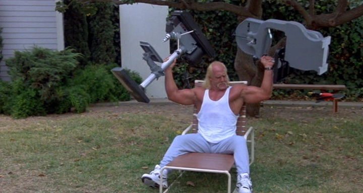 Hogan suburban commando
