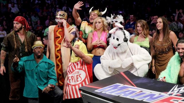 Main Event Review For September 24th, 2014