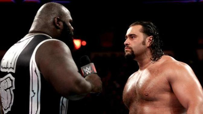 WWE's Rebuilding Phase Is Keeping Mark Henry Off-Screen
