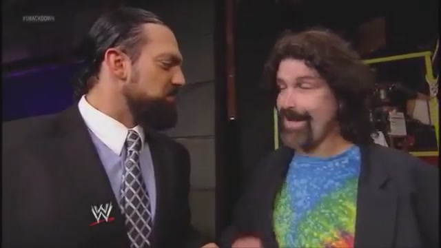 Damien Sandow Praised By Mick Foley