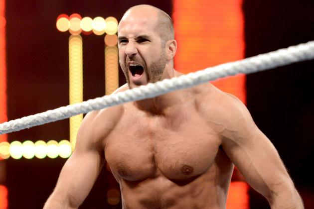 WWE News: Cesaro In Hot Water Over Orton/Cena Comments