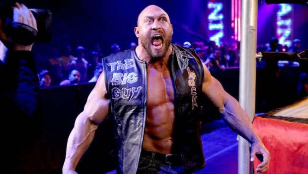 Ryback Explains His Side Of WWE Drama