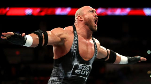 Ryback Returns On Raw!