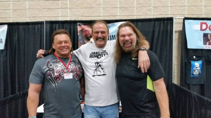 Hacksaw Update: Hanging Out With The Fonz