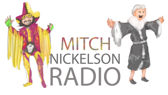 Mitch Nickelson Radio #6: Rory Fox