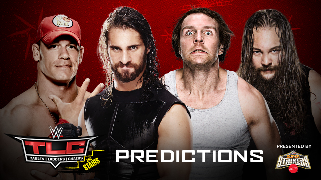 WWE TLCS 2014 Quick Picks