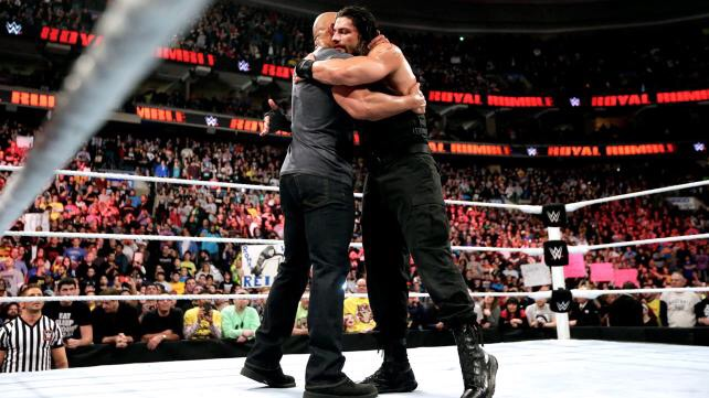 Roman Reigns Discusses Rowdy Rumble Reaction