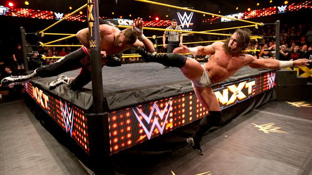 Sami Zayn vs. Adrian Neville: Mitch's Match of the Week