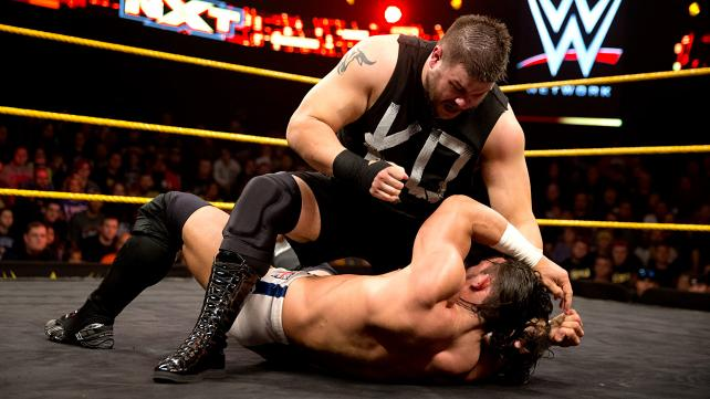 Match of the Week: Kevin Owens vs. Adrian Neville