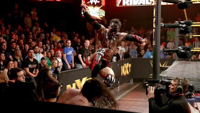 Match of the Week: Adrian Neville vs. Finn Balor