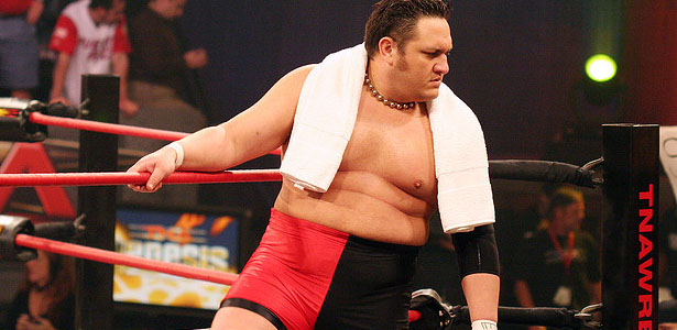 Cross Your Fingers For Samoa Joe in WWE