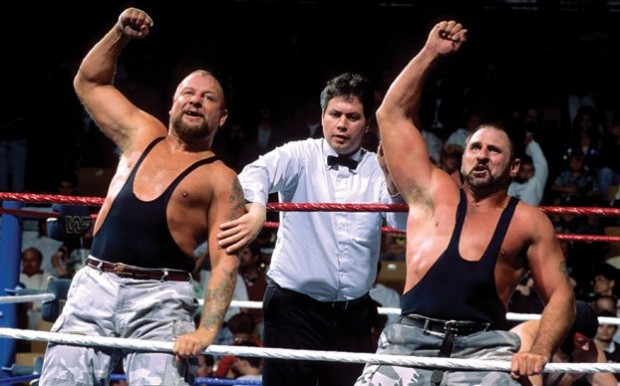 Bushwhackers to WWE Hall of Fame! (…and Kevin Nash)