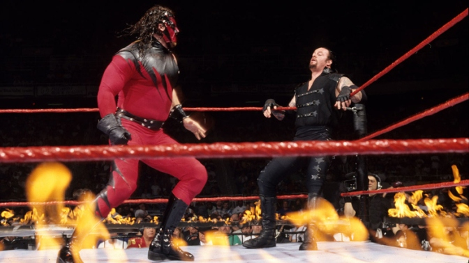 The Brothers Of Destruction (Kane And The Undertaker) Are Returning