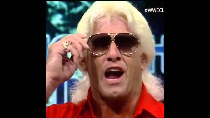 "Ric Flair Says ""Kill Yourself,"" Natalya Plugs WWE Network (Video)"
