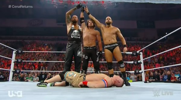 5 Best Moments From Raw 5/30/16: AJ Styles Goes Heel